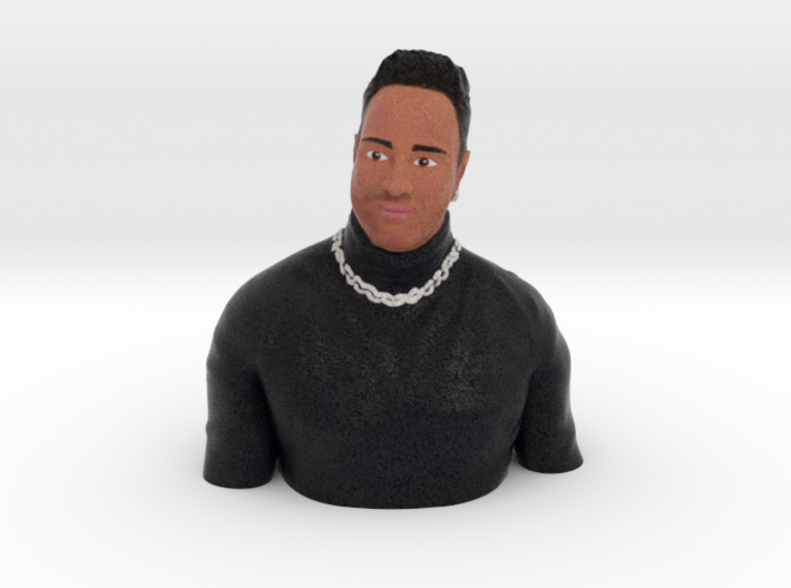 90s Style Like A Bad Ass The Rock Meme 3d printed