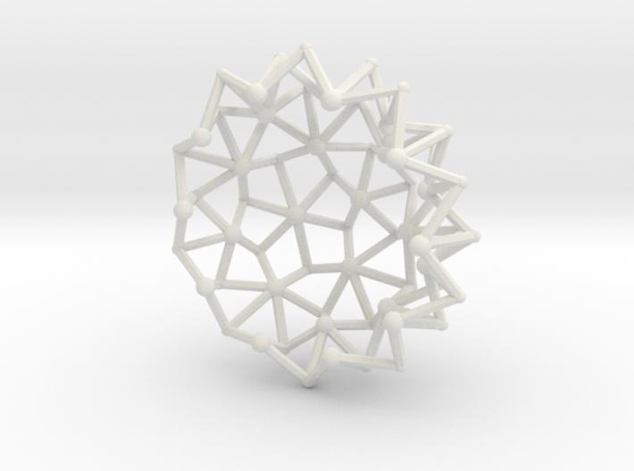 Tessa2 Half WireBalls 3cm 3d printed