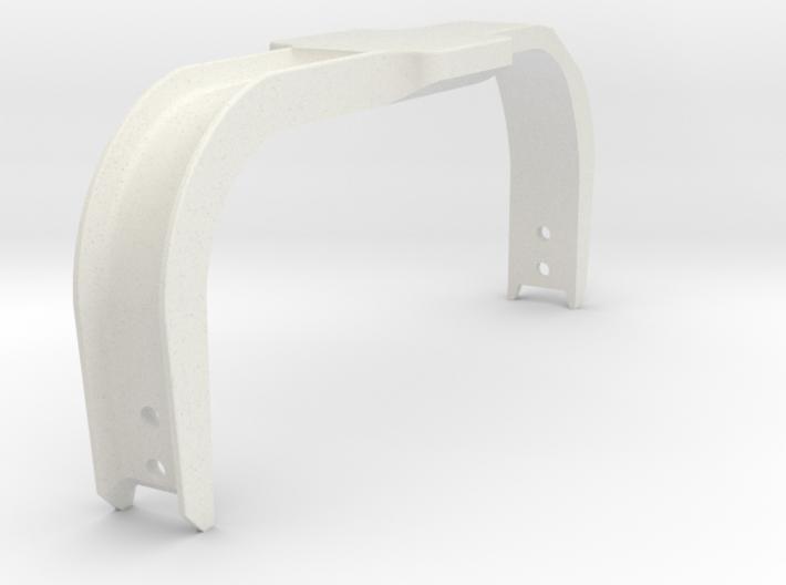 Bumper Rail Assembly 3d printed