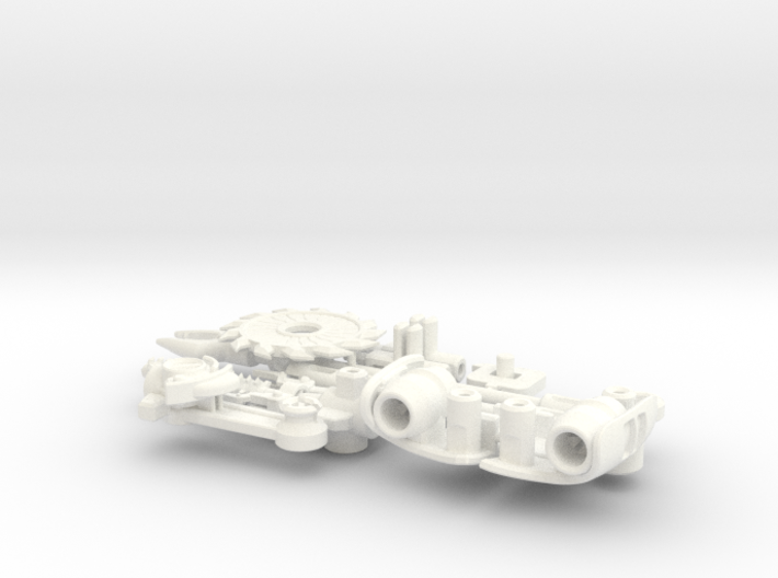 TFP Knockout's Bodywork Tools 3d printed