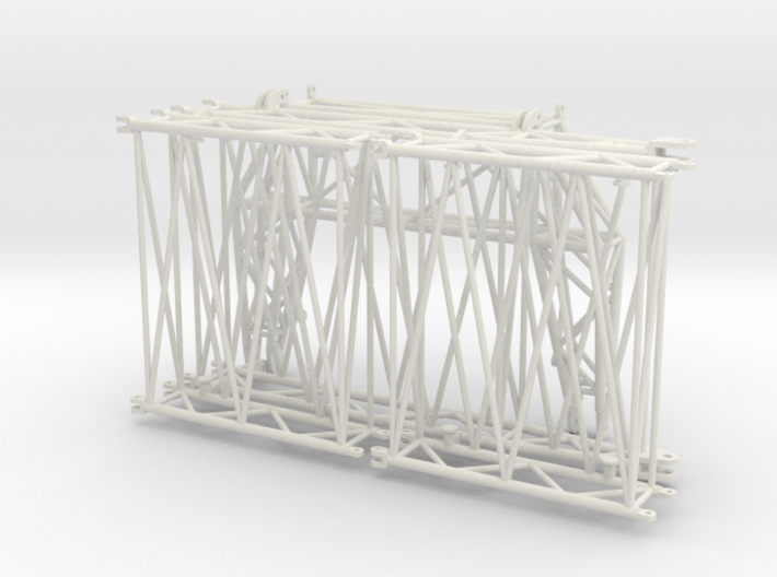 LIEBHERR LR1600/2 (NZG) Lattice Stinger Extension 3d printed