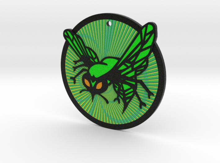 Green Hornet Ornament 3d printed