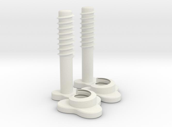 Dampener tightener x2 3d printed