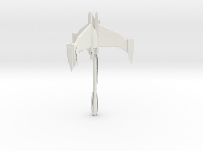 ISA Excalibur Scale 3d printed