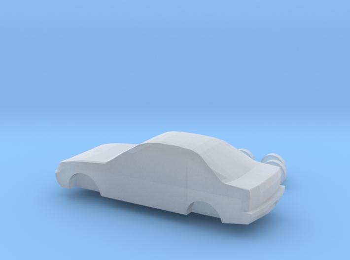 n scale car toyota corolla e100 1993-1997 3d printed