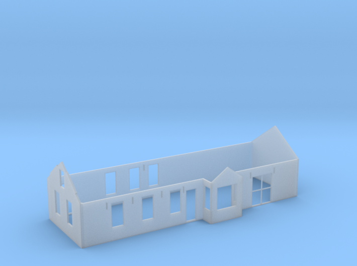 N-Scale UP Depot (In Development) 3d printed