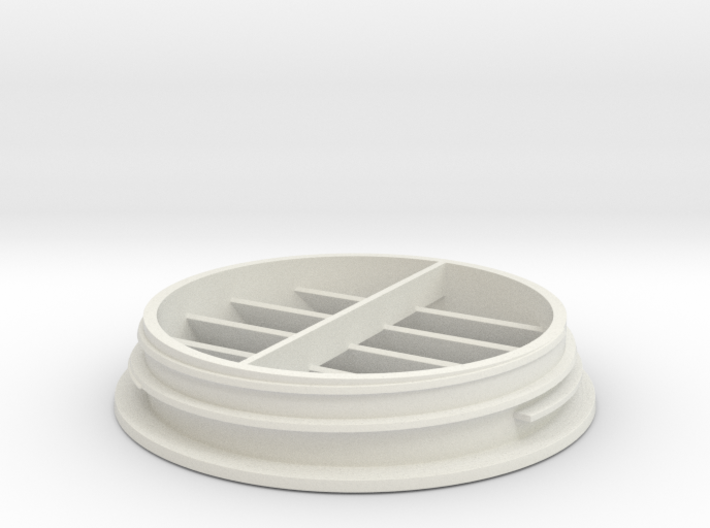 CHEAP TOYOTA HIACE ROOF AIR CONDITIONING VENT 05 - 3d printed HIACE AIR CONDITIONING VENT HIACE CEILING VENT HIACE ROOF VENT TOYOTA HIACE SPARE PARTS TOYOTA HIACE vent toyota hiace roof vent