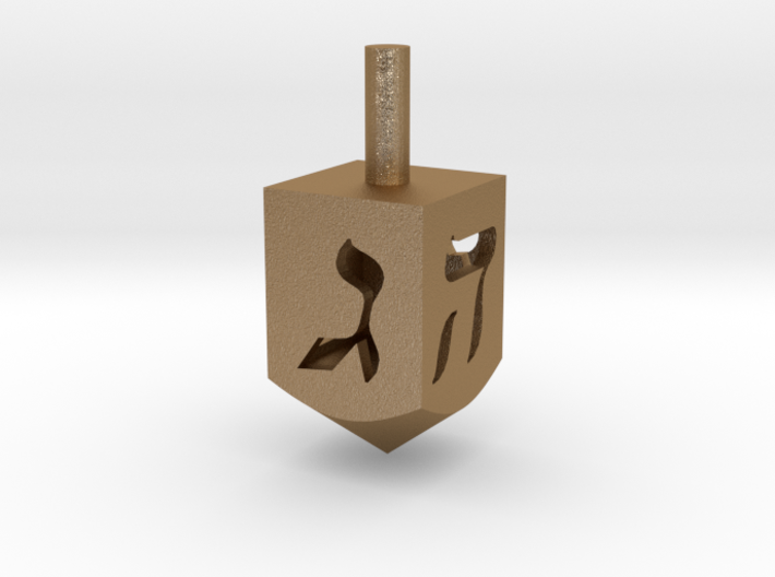 Dreidel By Matt 3d printed
