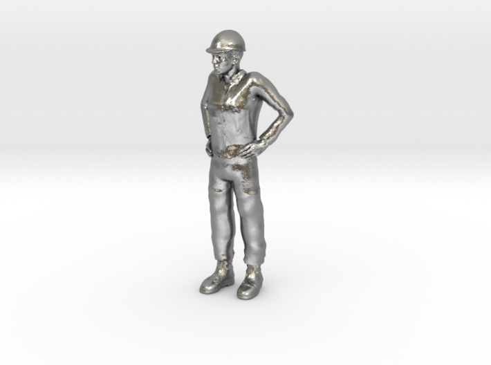 Foreman 1/29 scale 3d printed