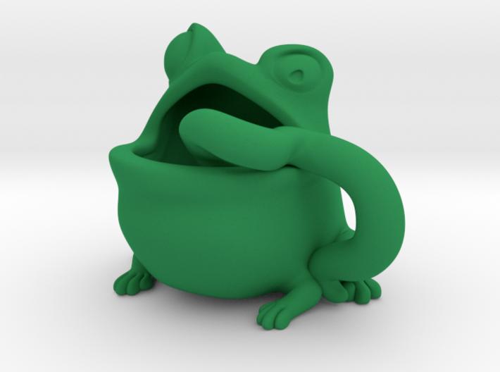 Toad Mug 3d printed