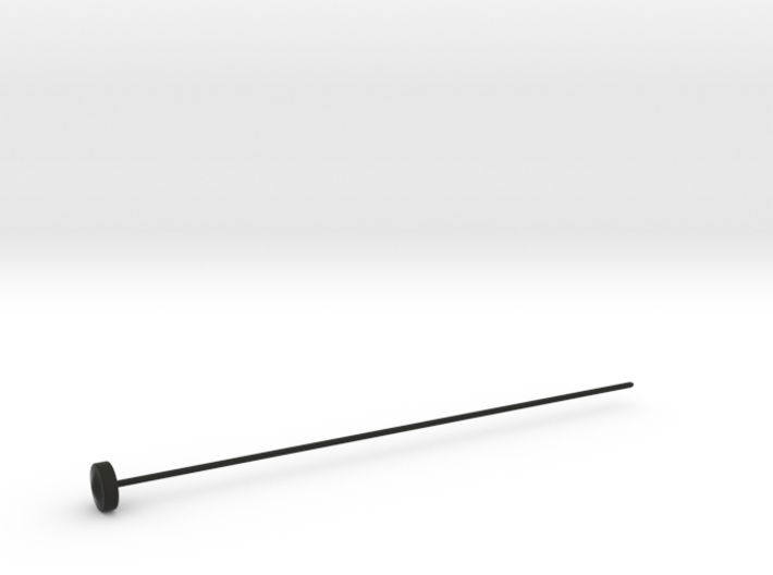 Single Piece Kniting Needles 3d printed
