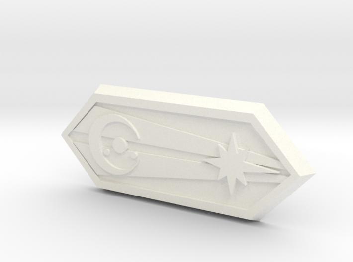 Mando Diamond Corellia Influence  3d printed