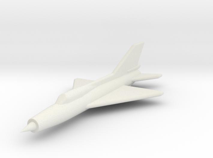 JA12 MiG21PFM (1/285) 3d printed