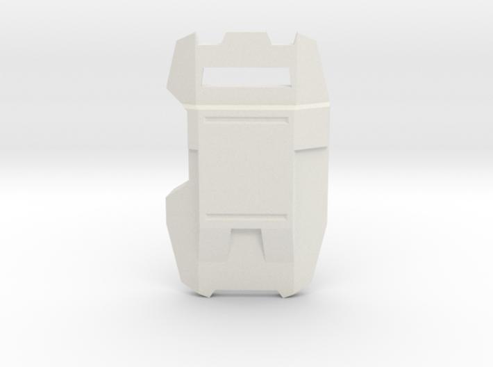 Phalanx Shield  3d printed