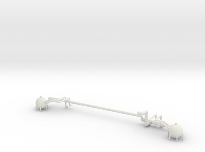 Fuel Manifold Aft V0.2 3d printed