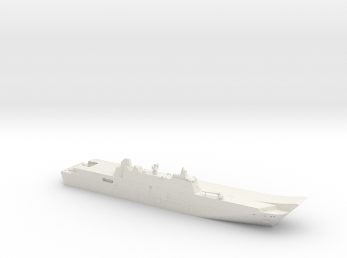Canberra LHD 1/600 3d printed