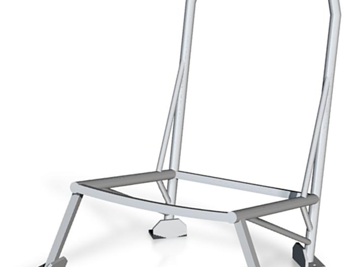 H9 1/4 Scale Cub Seat Frame 3d printed