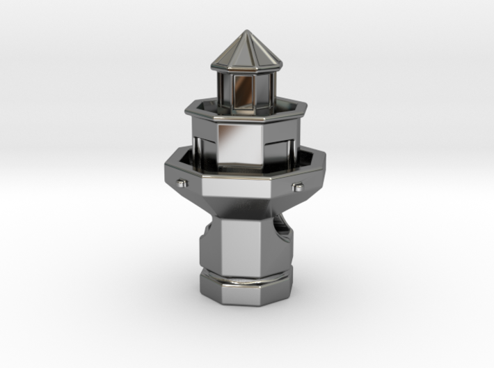 Hilton Head Lighthouse 3d printed