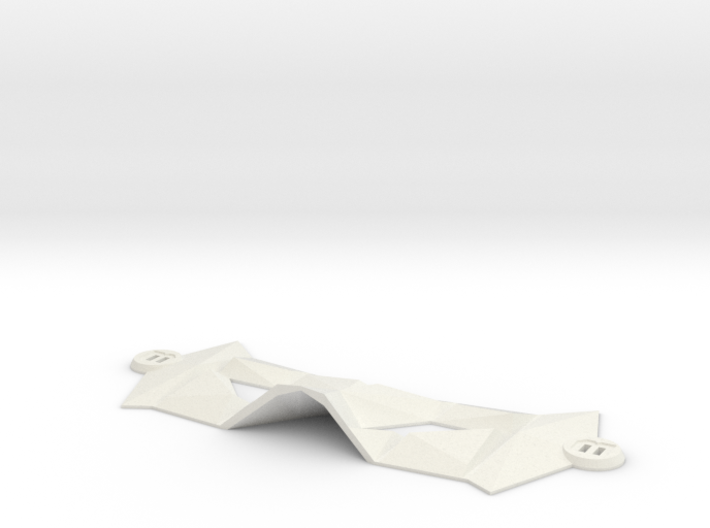 Bat Mask (Universal Fit) 3d printed