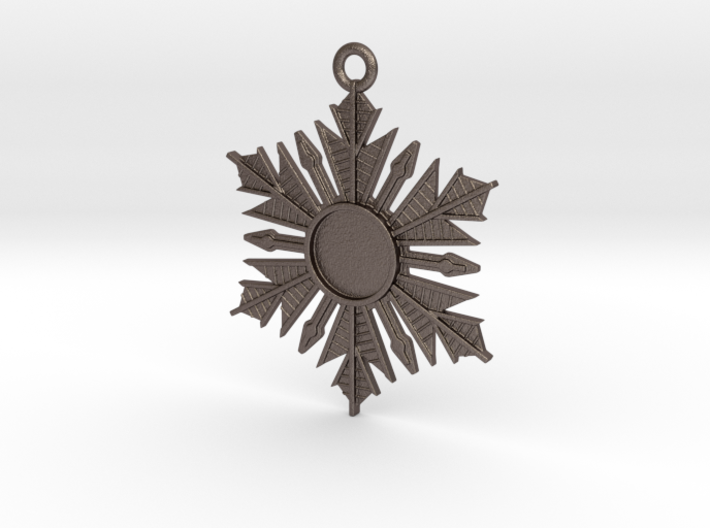 Anna's Wishing Star Pendant (Once Upon a Time) 3d printed