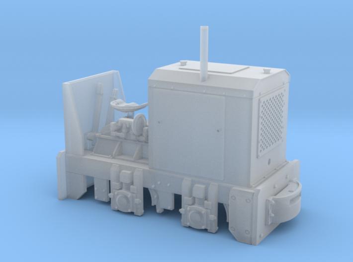 Feldbahn O&K MD2 1:35 3d printed