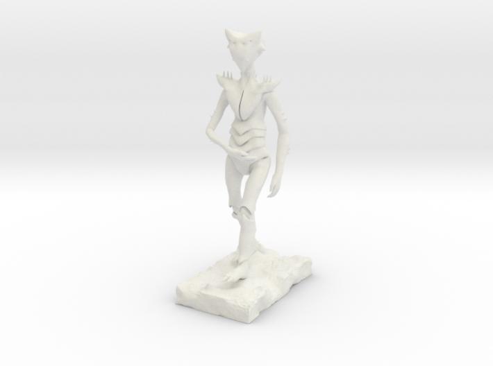 Zed Simple Figurine 3d printed