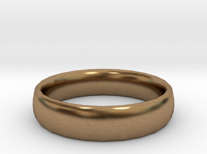 plain Ring Size 22x22 3d printed
