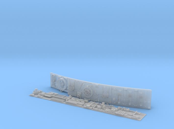 MILLENNIUM HSBRO SET SIDEWALLS LEFT 3d printed