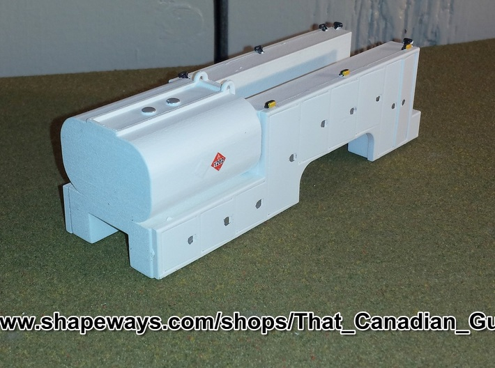 1/64 Service&Fuel Body opening doors Kit Part 2/2 3d printed