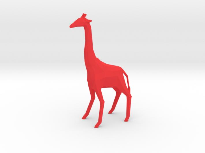 Low PolyGiraffe [11cm Tall] 3d printed