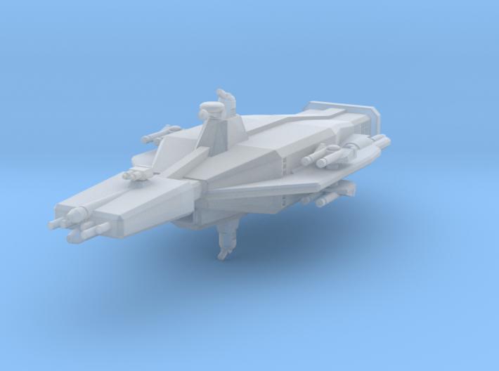 B5-aurora-001-hollow (repaired) 3d printed