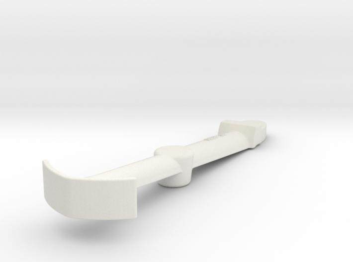 BSA Prototype E35 Stand Leg 3d printed