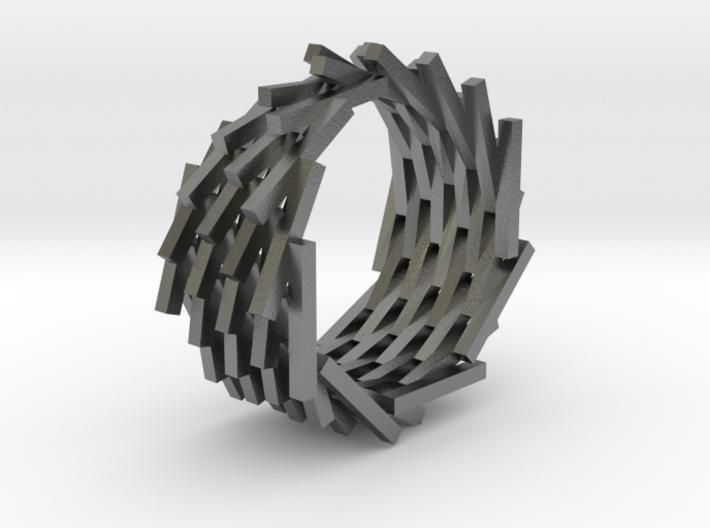 Ring - Clone Closed 3d printed