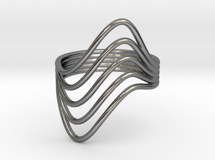 RingMakr Flows b size 7 3d printed
