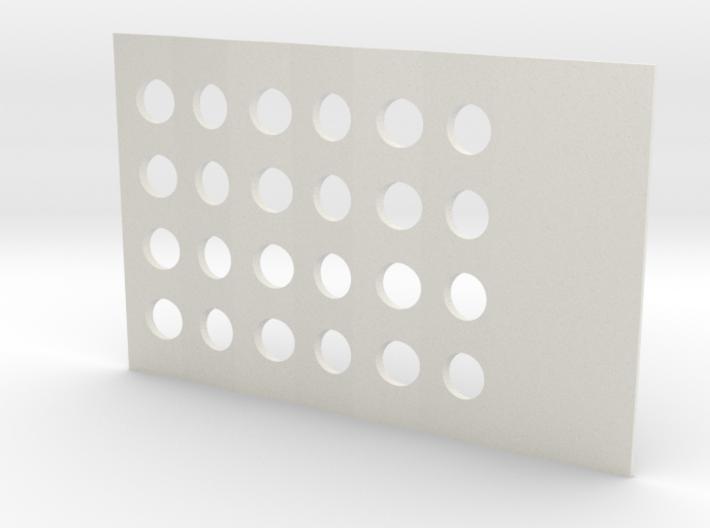 CardGrinderMiny 3d printed
