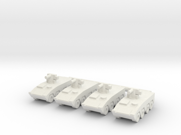 1/285 CM-32 IFV (12.5mm) (x4) 3d printed