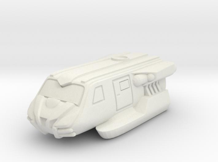 Anaconda 3d printed