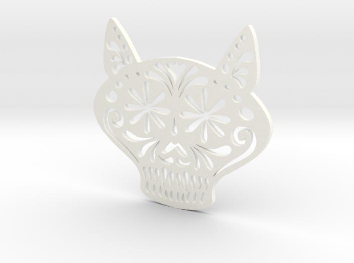 Gato Miron 3d printed
