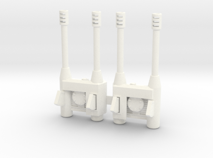 Autocannon Right and Left 3d printed