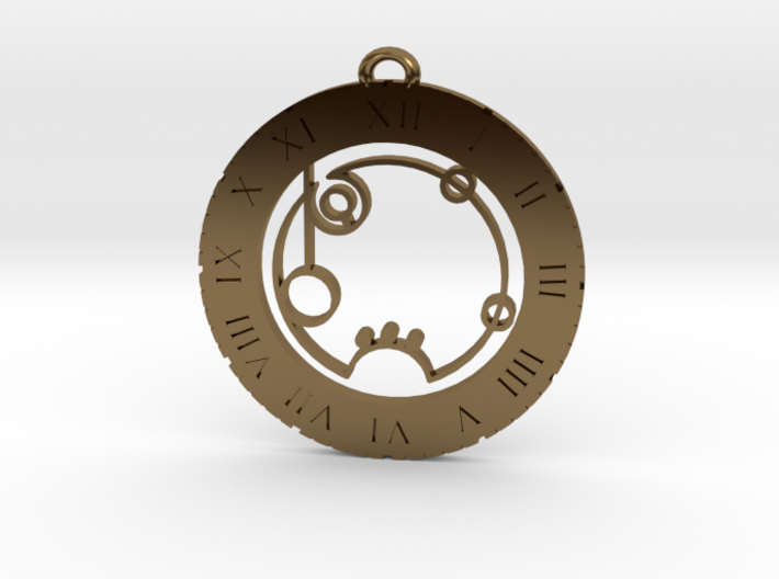 Reuben - Pendant 3d printed
