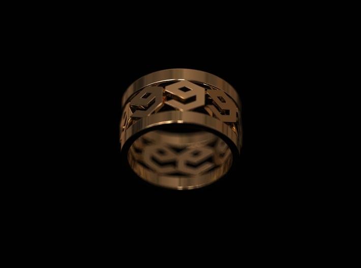 9 ring 3d printed