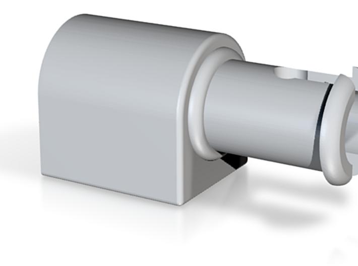 Ikea dischwasser wheel hub 3d printed