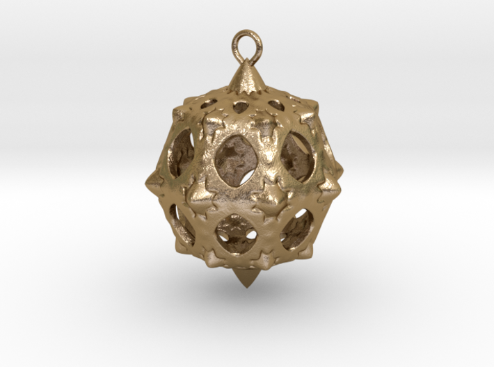 Christmas Bauble No.5 3d printed