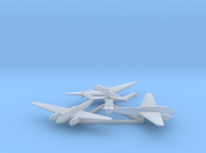 1/700 LeO 45 x3 (FUD) 3d printed