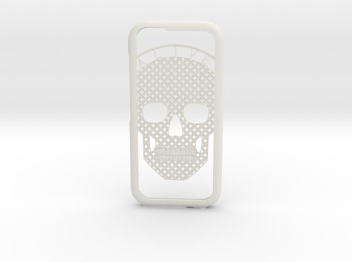 AliveSkull iPhone 6 Case 3d printed