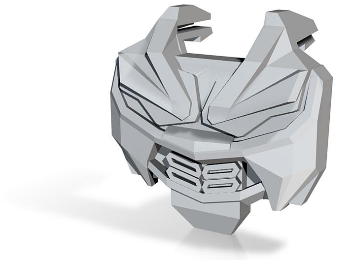 G1-ised Movie Crosshairs Chestplate 3d printed