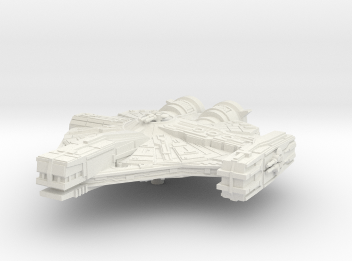 XS Light Freighter (Large) 3d printed