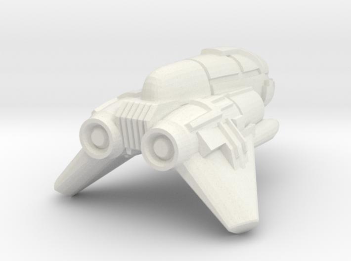 """""""Enforcer"""" - HoneyBadger-22 3d printed"""