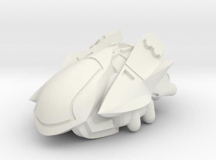 Pincer 3d printed