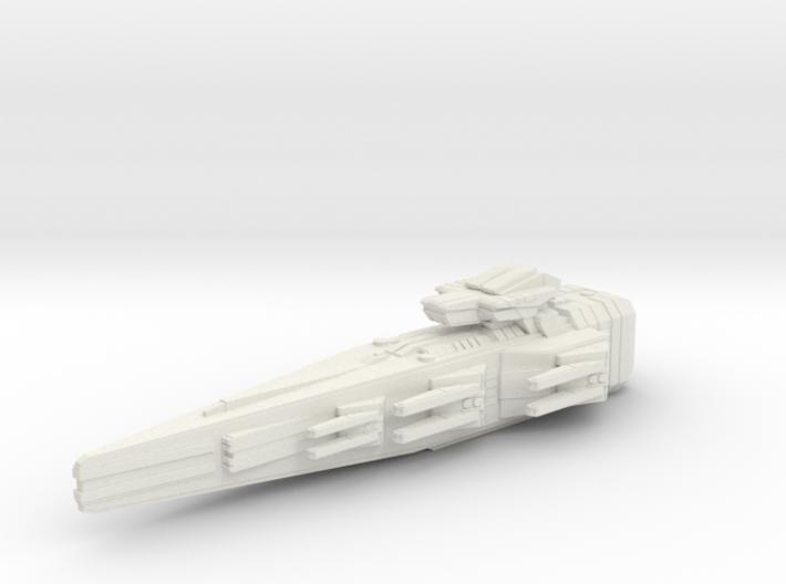 Rascal class - battle frigate 3d printed